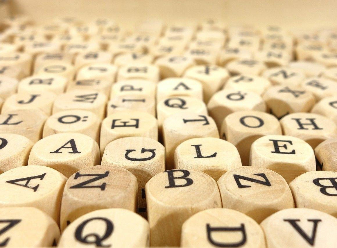 dados con letras