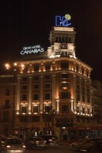 gran hotel canarias rótulo
