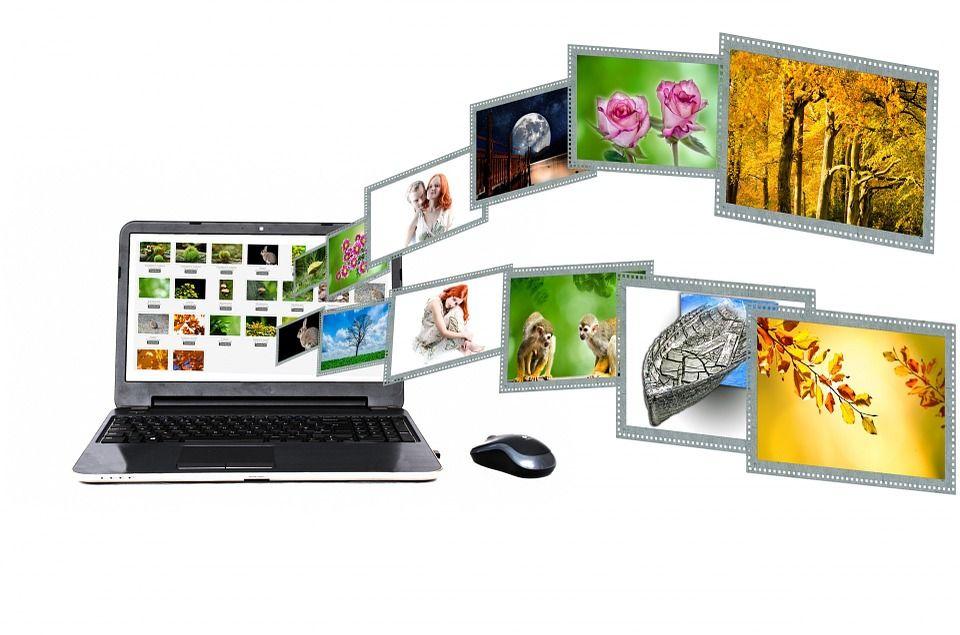 creatividad con ordenador