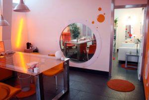 decoración paredes interiores con vinilos
