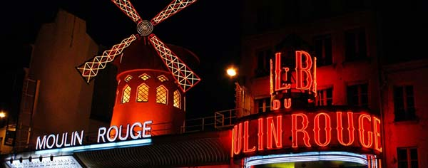 luminuosos del moulin rouge