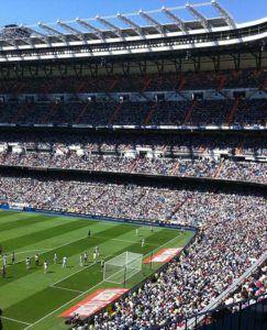 partido de football