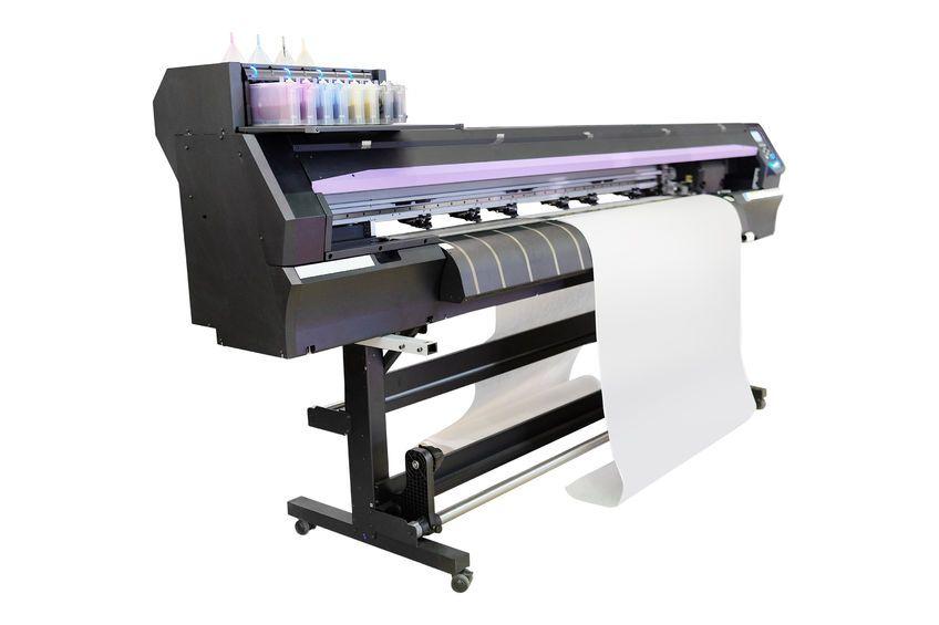 maquina de impresión profesional