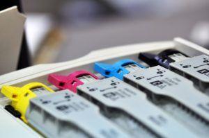 tintas de impresoras