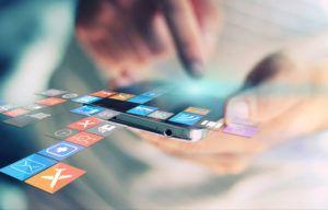 redes social media