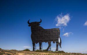 """el cartel publicitario de """"el toro de osborne"""""""