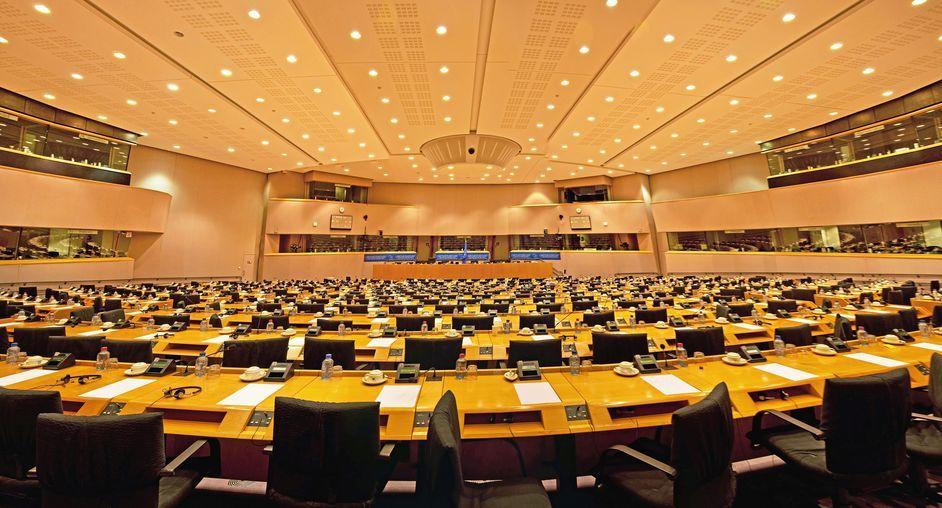 derechos autor parlamento