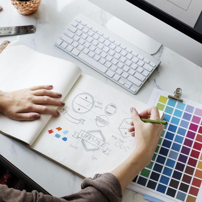 tendencias diseño logo