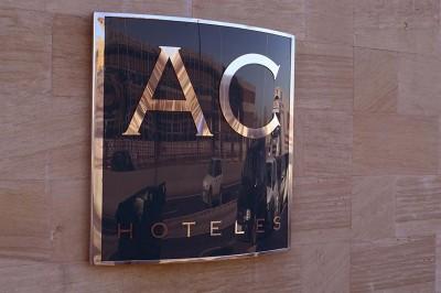 Logo de AC HOTEL
