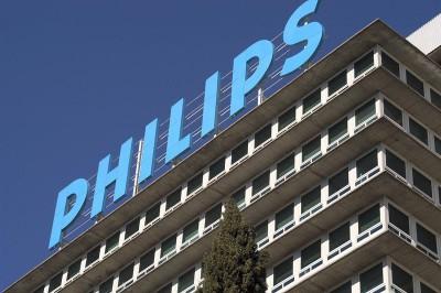 Rotulación de marca Philips
