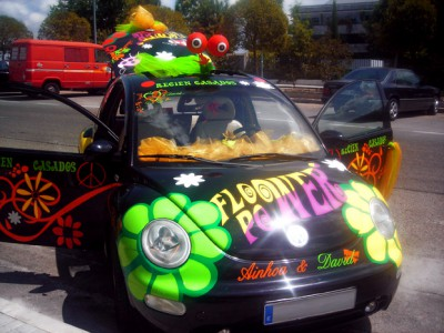 Flower Coches