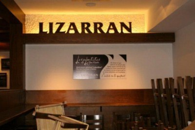 Rotulado Lizarran
