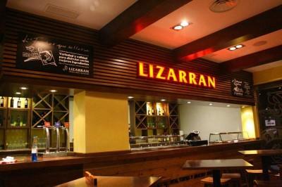 Variedad de rótulos Lizarran
