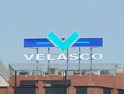Vista frontal Velasco